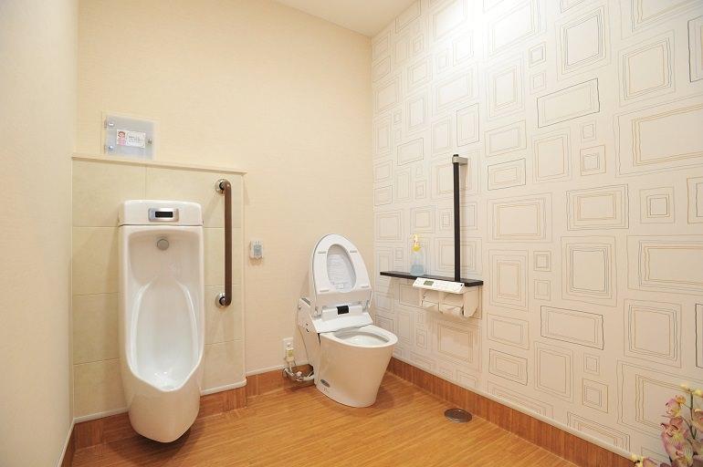 男性専用トイレ